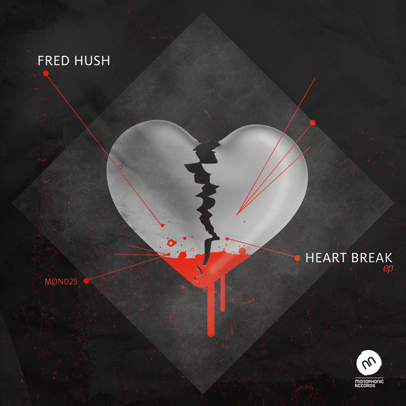 Fred Hush - Heart Break EP